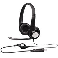 Logitech H390 USB Headset - H390 / 981-000014 / 981000014 - IN STOCK