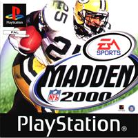 Sony Madden NFL 2000 - PS1MADDENN - IN STOCK