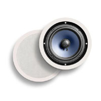 Polk Audio 8 in. In-Wall Speaker (pair) - RC80I - IN STOCK