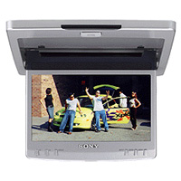 Sony 7 in. Motorized Widescreen Overhead Video Monitor w/ Active Matrix Display & Remote Control - XVMR75 - IN STOCK