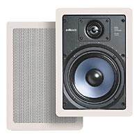 Polk Audio 2-Way Rectangular Speakers w/ 6-1/2 in. Dynamic Balance Woofer (pr.) - RC65I - IN STOCK