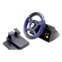 Nintendo Black Thunder Racing Wheel - GCWHEEL - IN STOCK