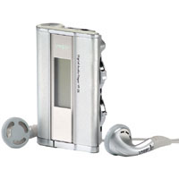 Samsung Yepp Portable MP3/WMA digital Music Player w/ 128MB Internal Memory & Voice Recorder - YP-35H / YP35H - IN STOCK
