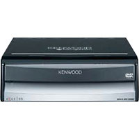 Kenwood Touchscreen DVD Navigation System w/ Voice Operation & Point-Of-Interest Database - KNADV3100 - IN STOCK
