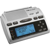 Midland Weather NOAA Clock Radio with Special Area Message Encoding (S.A.M.E.) - WR-300 / WR300 - IN STOCK