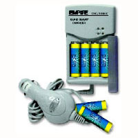 Empire AC/DC  in.AA in. Rechargeable Battery Kit - CHG1000DC - IN STOCK