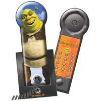 KNG America Shrek Designer Compact Corded Telephone - 027275 - IN STOCK