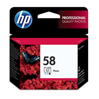 HP Photo No. 58 Inkjet Print Cartridge - C6658AN / C6658AN - IN STOCK