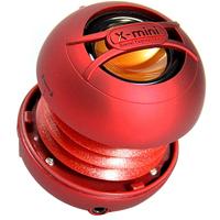 X-Mini UNO Portable Speaker Red - XAM14R - IN STOCK
