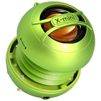X-Mini UNO Portable Speaker Green - XAM14GR - IN STOCK
