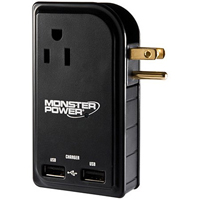 Monster Power Outlets To Go 300 - 133233 / MPOTG300TBEF - IN STOCK