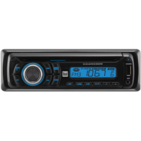 Dual CD Receiver with Auxiliary Input - XD1225 - IN STOCK