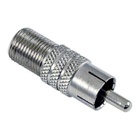 G.E. RCA Plug Adapter - 73226 - IN STOCK