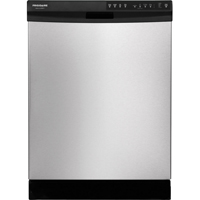 Frigidaire Gallery DGBD2438PF Tall Tub Built-In Stainless Dishwasher - DGBD2438PF - IN STOCK