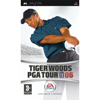 Sony Tiger Woods PGA Tour 2006 - Sony PSP - PSPTIGERW - IN STOCK