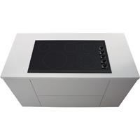 Frigidaire Gallery FGEC3645KB 36 in. Black 5 Burner Electric Cooktop  - FGEC3645KB - IN STOCK