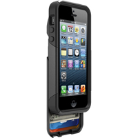 OtterBox Commuter Series Case for Wallet iPhone 5/5S - Black - 77-30938 / 7730938 - IN STOCK