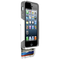 OtterBox Commuter Series Wallet for iPhone 5/5S - Glacier - 77-31209 / 7731209 - IN STOCK