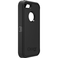 OtterBox OtterBox Defender Series Case/Holster for iPhone 5/5S - Black - 77-33322 / 7733322 - IN STOCK