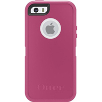 OtterBox OtterBox Defender Series Case/Holster for iPhone 5/5S - Papaya - 77-34589 / 7734589 - IN STOCK