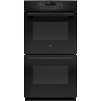 G.E. Profile PK7500DFBB 27 in.Black Convection Double Wall Oven - PK7500DFBB - IN STOCK
