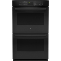 G.E. Profile PT9550DFBB 30 in. Black Convection Double Wall Oven - PT9550DFBB - IN STOCK