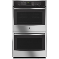 G.E. Profile PT9550SFSS 30 in. Stainless Convection Double Wall Oven - PT9550SFSS - IN STOCK