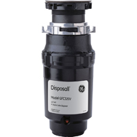 G.E. GFC320V 1/3 HP Continuous Feed Non-Corded Disposal - GFC320V - IN STOCK