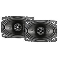 Memphis Audio Memphis 4 in. x 6 in. 2-Way Power Reference Coaxial Speakers w/ Swivel Tweeter - PR462V2 - IN STOCK