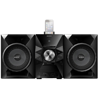 Sony 470W Mini Hi-Fi System with Lightning Connector and USB  - MHCEC719IP - IN STOCK