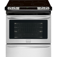 Frigidaire Gallery FGES3065PF 4.6 Cu. Ft. Stainless 5 Burner Slide-in Range - FGES3065PF - IN STOCK