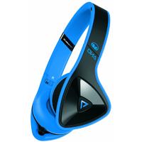 Monster DNA On-Ear Headphones - Laser Blue - MHDNALASERBL - IN STOCK