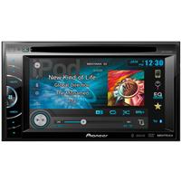 Pioneer 2-DIN DVD Receiver w/ 6.1 in. Touchscreen & Bluetooth - AVH-X2600BT / AVHX2600 - IN STOCK