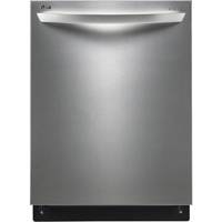 LG LDF8764ST Stainless Steel Tall Tub Built-In Stainless Dishwasher - LDF8764ST - IN STOCK