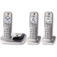 Panasonic DECT 6.0 Plus Digital Cordless Phone w/ 3 Handsets - KX-TGD213N / KXTGD213 - IN STOCK