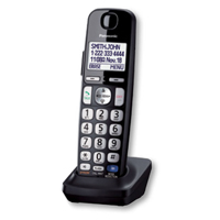 Panasonic DECT 6.0 Plus Digital Expansions Handset - KX-TGEA20B / KXTGEA20B - IN STOCK