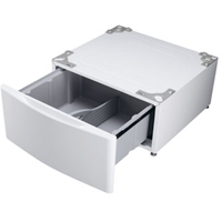 LG Pedestal for Titan Series Laundry (White) - WDP5W - IN STOCK