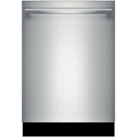 Bosch SHX4AT75UC Stainless Steel Tall-Tub Built-in Stainless Dishwasher - SHX4AT75UC - IN STOCK