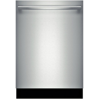 Bosch SHX7PT55UC Stainless Steel Tall-Tub Built-in Stainless Dishwasher - SHX7PT55UC - IN STOCK