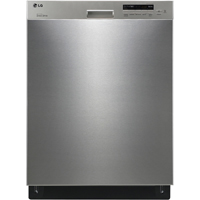 LG LDS5040ST Stainless Front-Control Stainless Tub Dishwasher  - LDS5040ST - IN STOCK