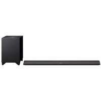 Sony 330W 2.1 Sound Bar w/Wireless Subwoofer - HT-CT770 / HTCT770 - IN STOCK
