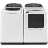 Whirlpool White High Efficiency Laundry Pair - WTW8500PR - IN STOCK