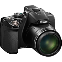 Nikon COOLPIX P530 16 MegaPixel, 42x Optical Zoom, Digital Camera - P530 / P530BK - IN STOCK