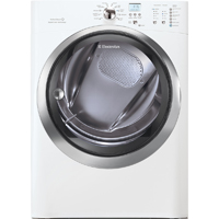 Electrolux EIMED60JIW Electric 8.0 Cu. Ft. White Front Load Steam Dryer - EIMED60JIW - IN STOCK