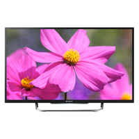 Sony KDL50W800 50 in. Smart 1080p Motionflow XR 480 3D LED HDTV - KDL-50W800B / KDL50W800 - IN STOCK