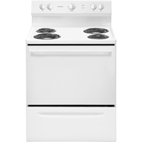 Frigidaire FFEF3003NW 4.2 Cu. Ft. White Freestanding Coil Range - FFEF3003NW - IN STOCK