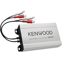Kenwood Compact 4 Channel Digital Amplifier - KAC-M1804 / KACM1804 - IN STOCK