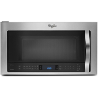 Whirlpool WMH73521CS 2.1 Cu. Ft. 1100Watt Stainless Over-the-Range Microwave - WMH73521CS - IN STOCK