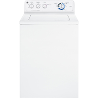 G.E. GTWP1800DWW 3.7 Cu. Ft. White Top Load Washer - GTWP1800DWW - IN STOCK