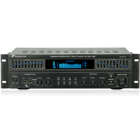 Technical Pro Integrated 1500 Watt Amplifier with Dual 10 Band Equalizer - RX113 - IN STOCK